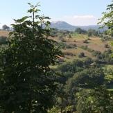 Pretty landscape of Molise
