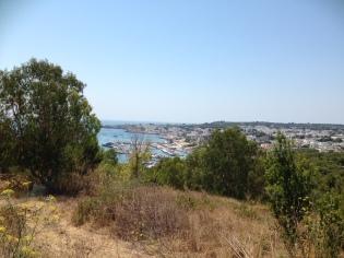 Pugliese coastline