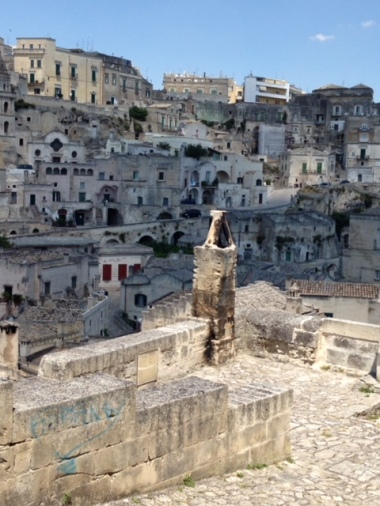 Rejuvenation of Matera