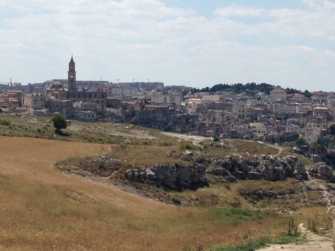 Towards Matera