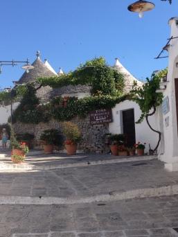 Alberobello, northern Puglia