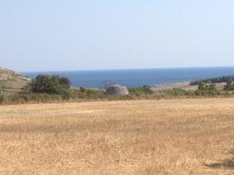 Coastline of Eastern Puglia