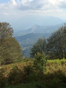Breathtaking views in Abruzzo