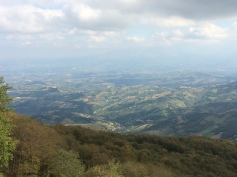 A view from il Voltigno
