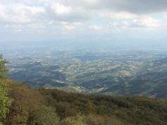 A view from il Voltigno