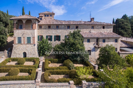 Tuscan estate