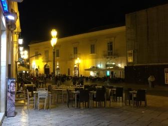 Lucera main street